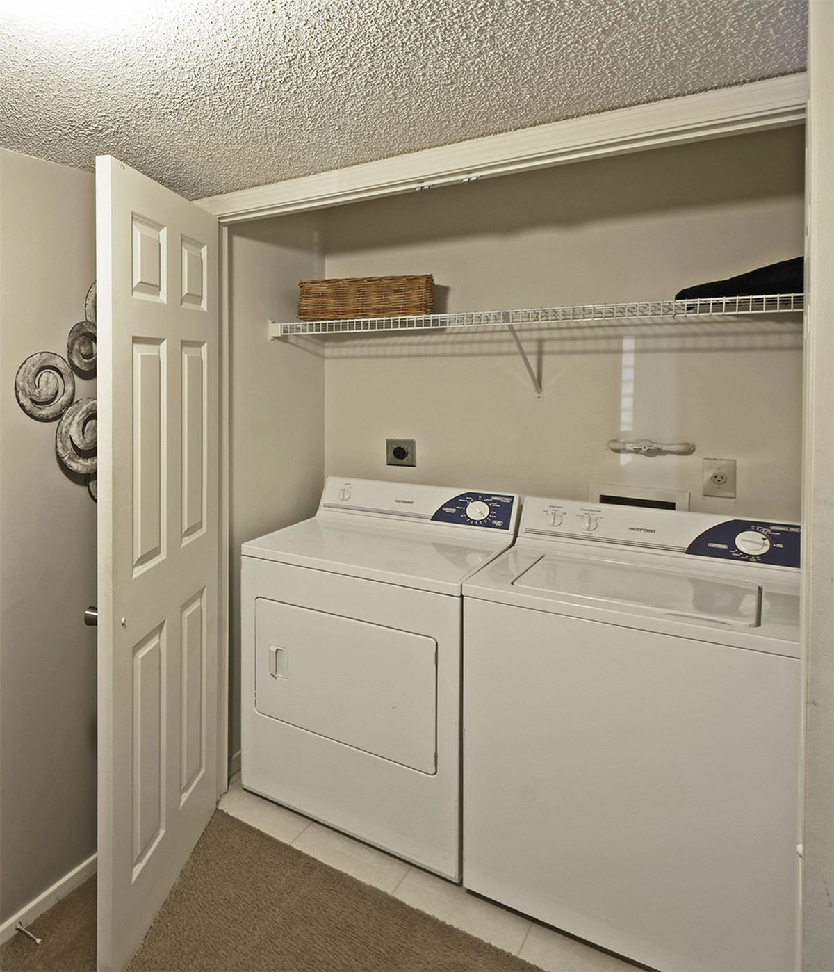 Image of Full Size Washers/Dryers for Civic Center I West