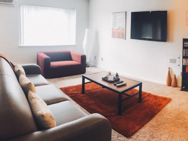 2 x 2 living room