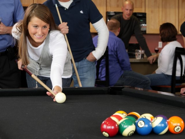 Image of Billiards Table for Liv Arbors