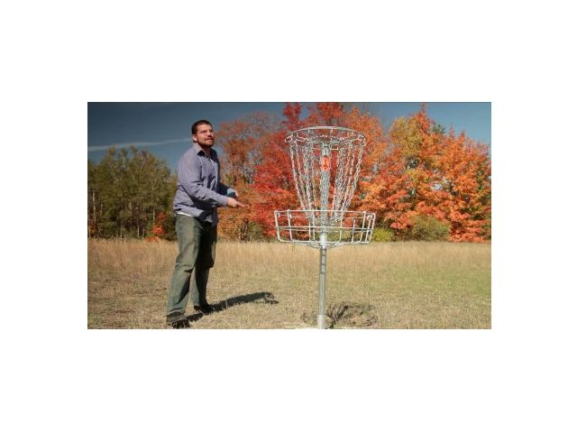 Image of 9-Hole Frisbee Golf Course for Liv Arbors