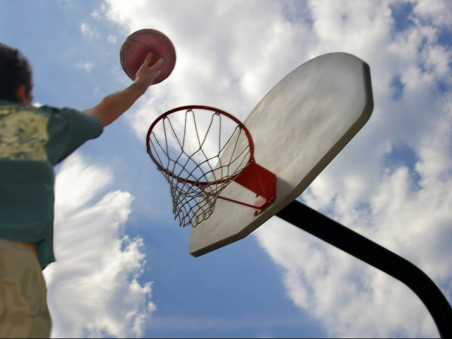 Image of Basketball Hoop for Liv Arbors