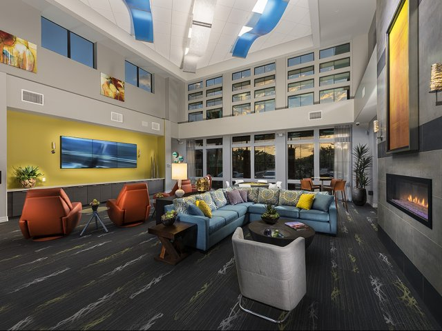 Spacious Resident Club House | Liv Ahwatukee Apartments