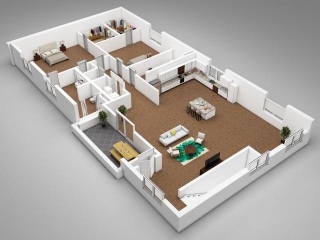 L2 Floor plan