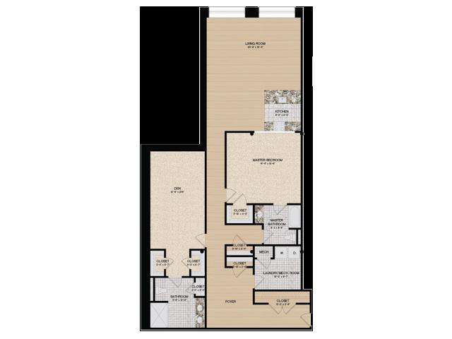 Floor Plan | Loft 27