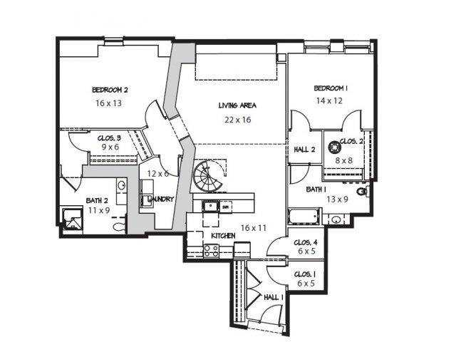 Lofts at Main&Temple,(18 Temple Street, LLC)