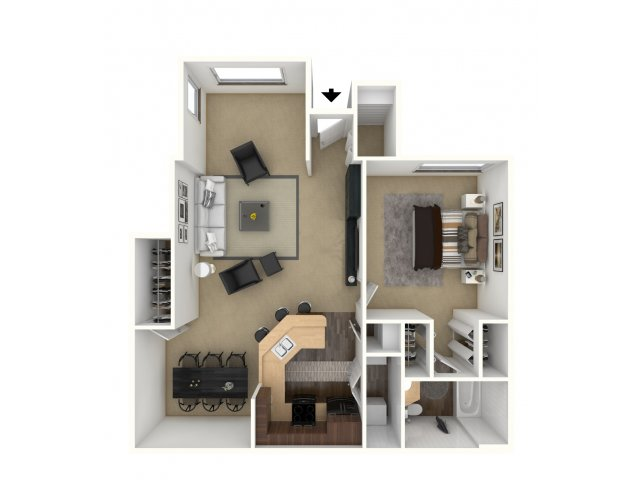 Floor Plan | Providence Lakes