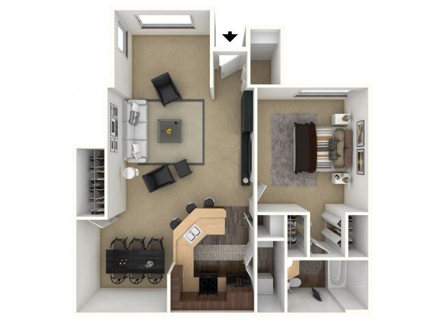 Floor Plan 4 | Providence Lakes