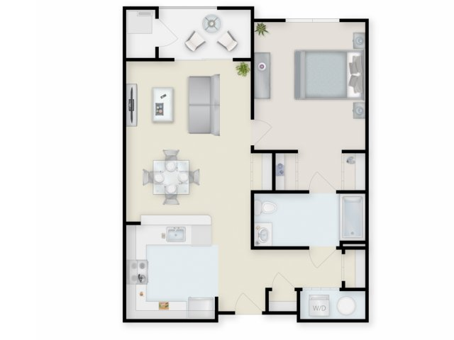 Floor Plan | Cove at Riverwinds