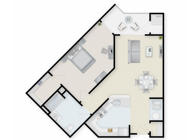 Floor Plan 3 | Cove at Riverwinds