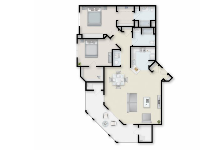 Floor Plan 8 | Cove at Riverwinds