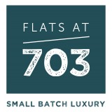 Flats at 703 Logo | Towson Maryland Luxury Apartments | Flats at 703