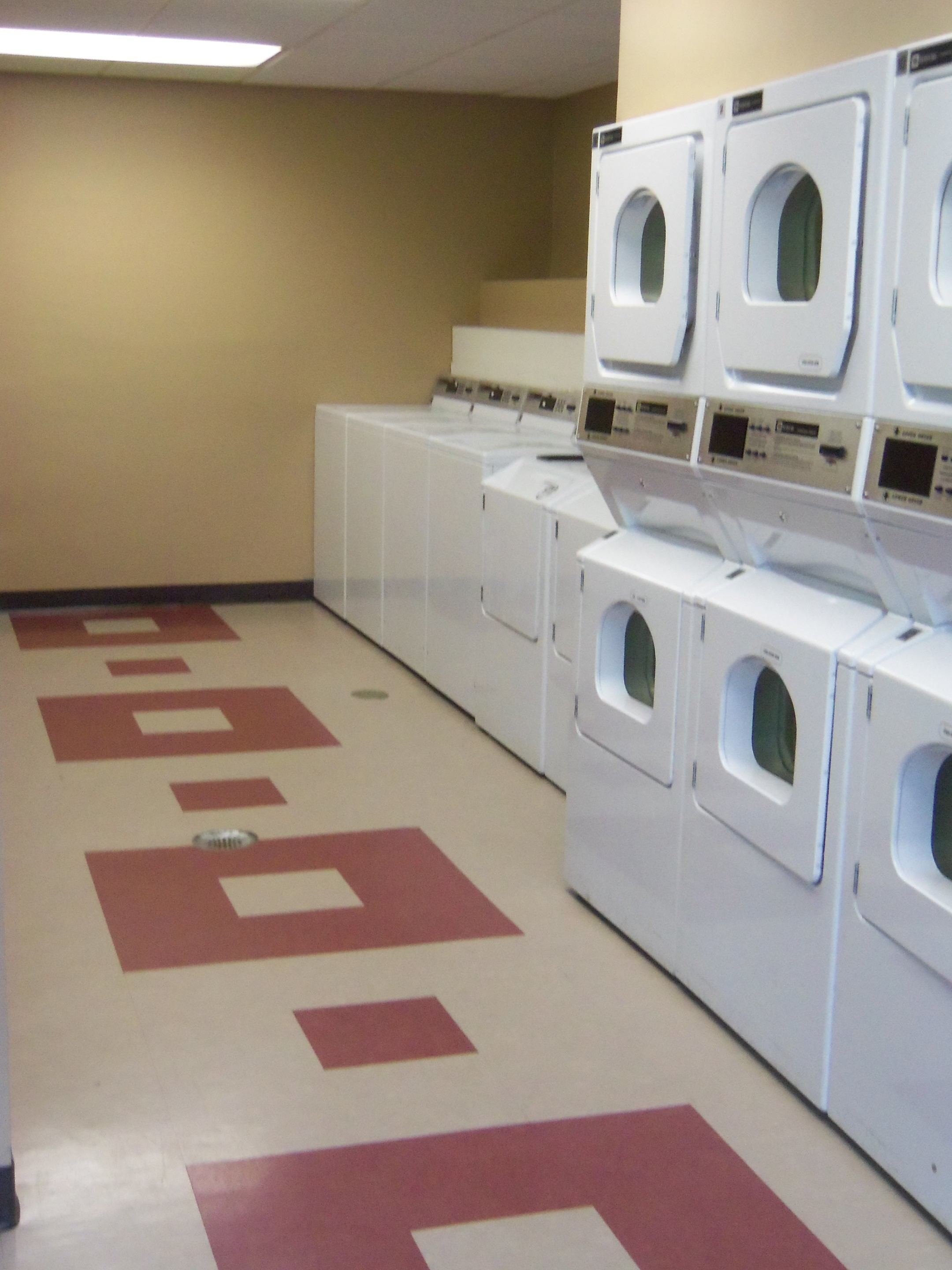 Image of On-Site Laundry for Spring Brook Village