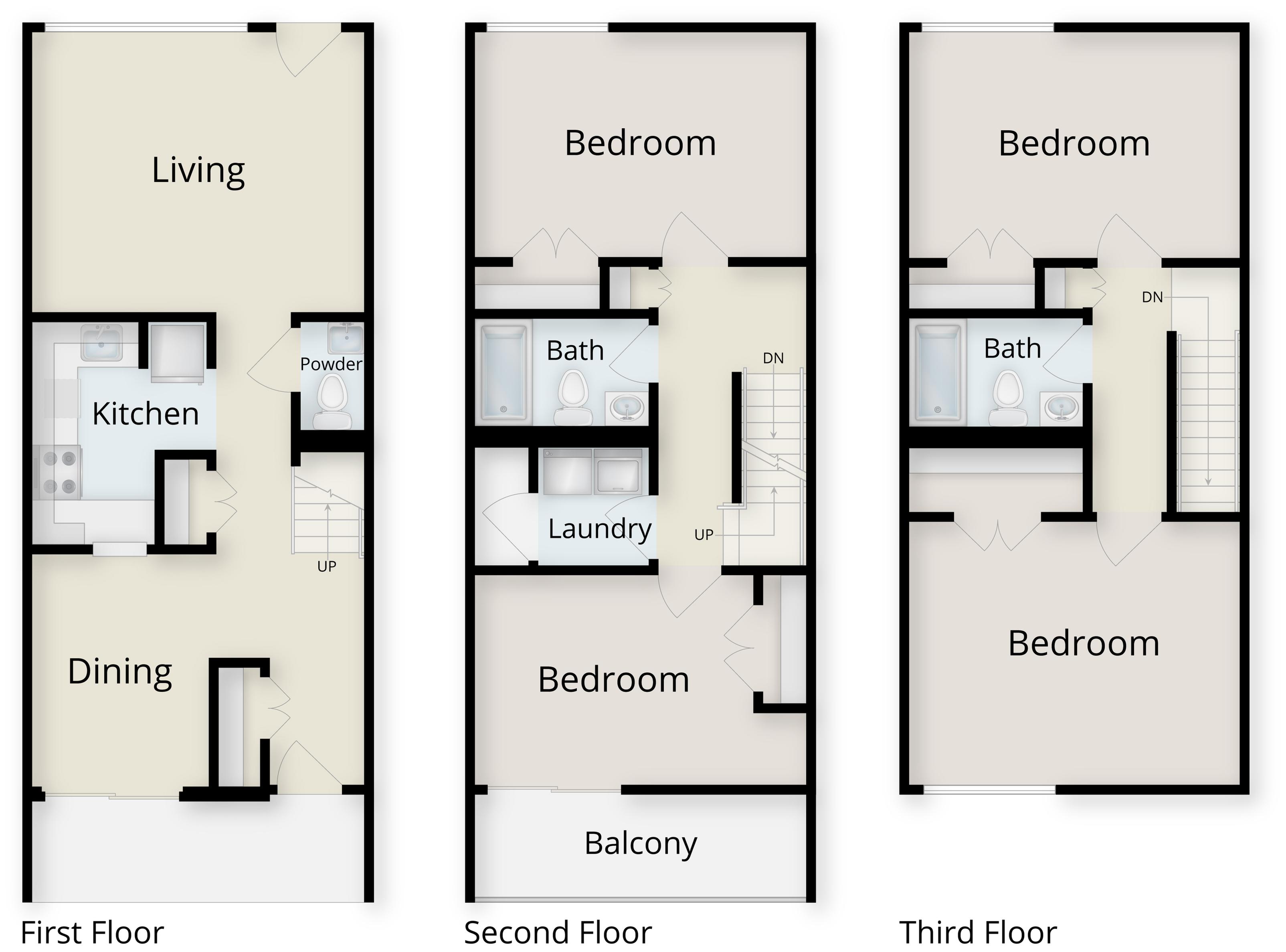 4 Bed / 2.5 Bath Apartment in Brookline MA | Village at Brookline