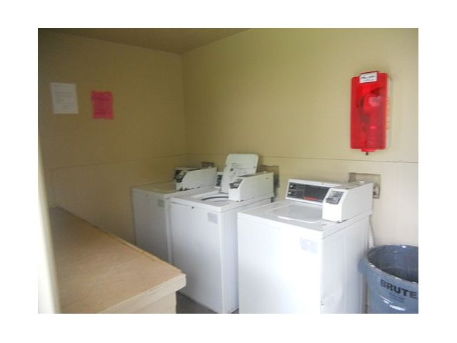 Image of On-Site Laundry Facility for Crossroads Apartments