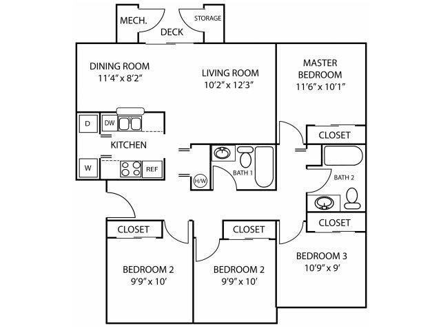 Fair Street Apartments