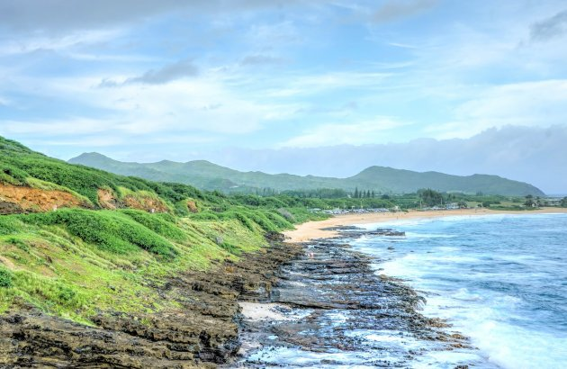 Only twenty minutes from O'ahu's breathtaking North Shore.