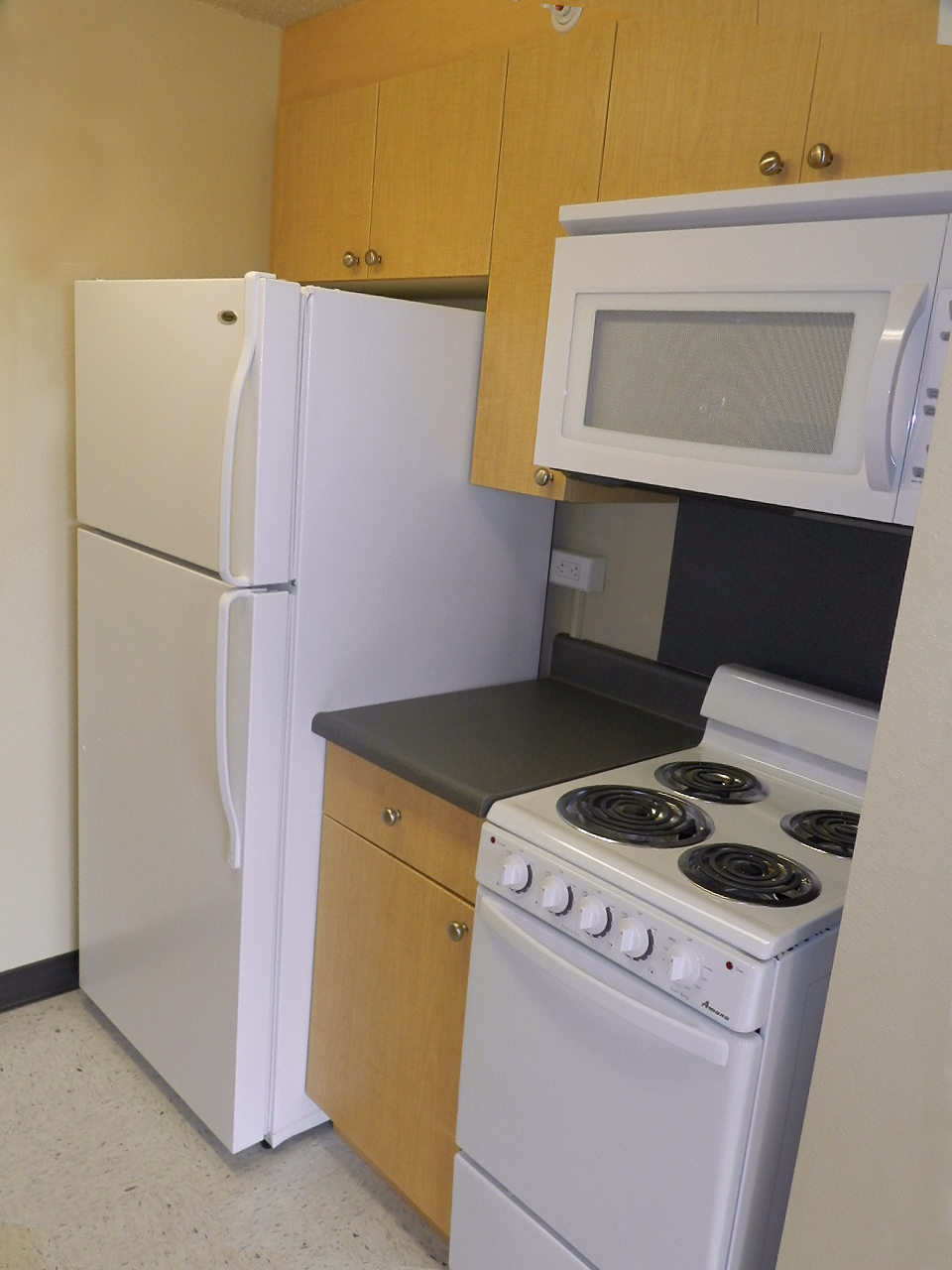 Image of Microwave for Kawahi Maluwai Apartments