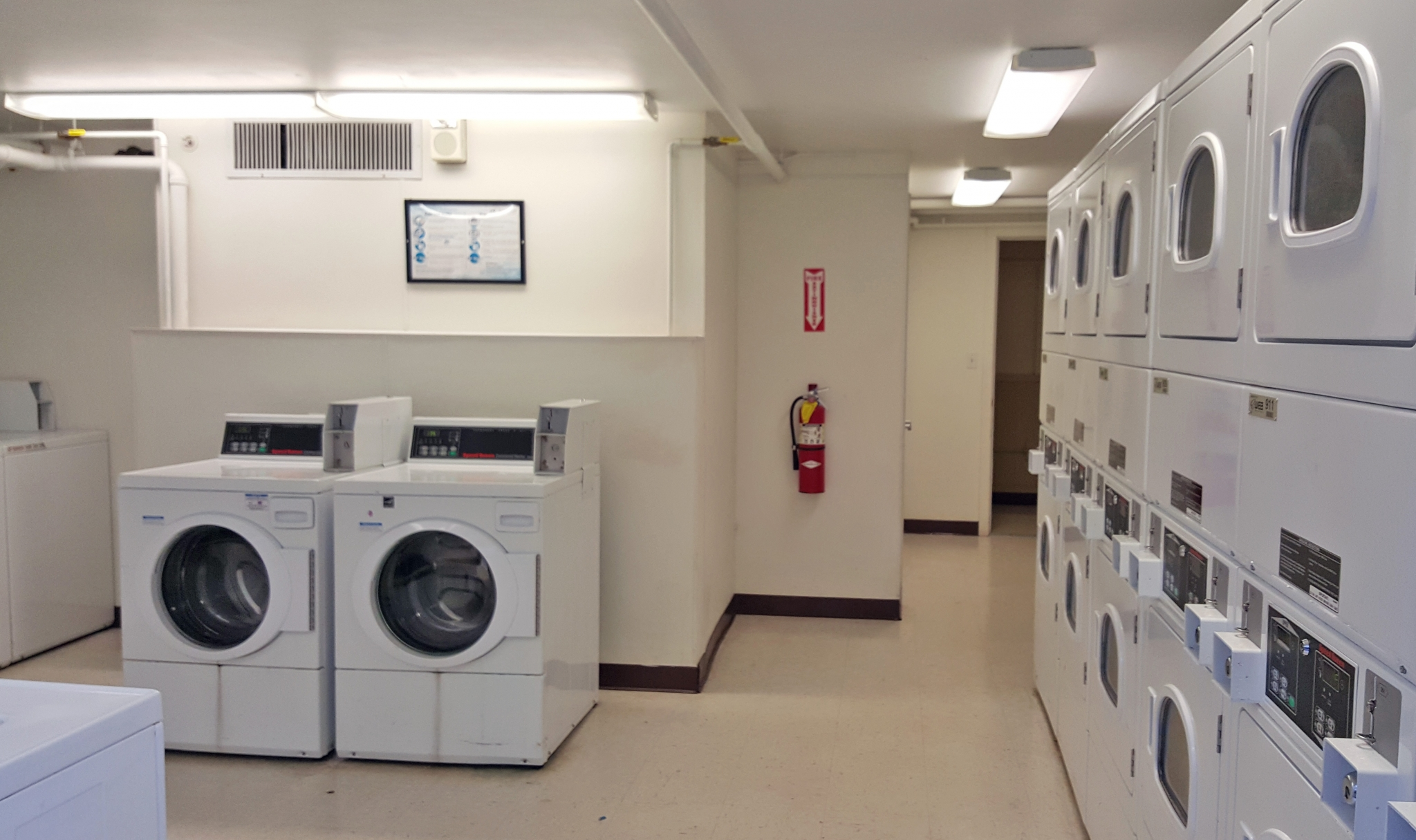 Image of On-Site Laundry Facility for Kawahi Maluwai Apartments
