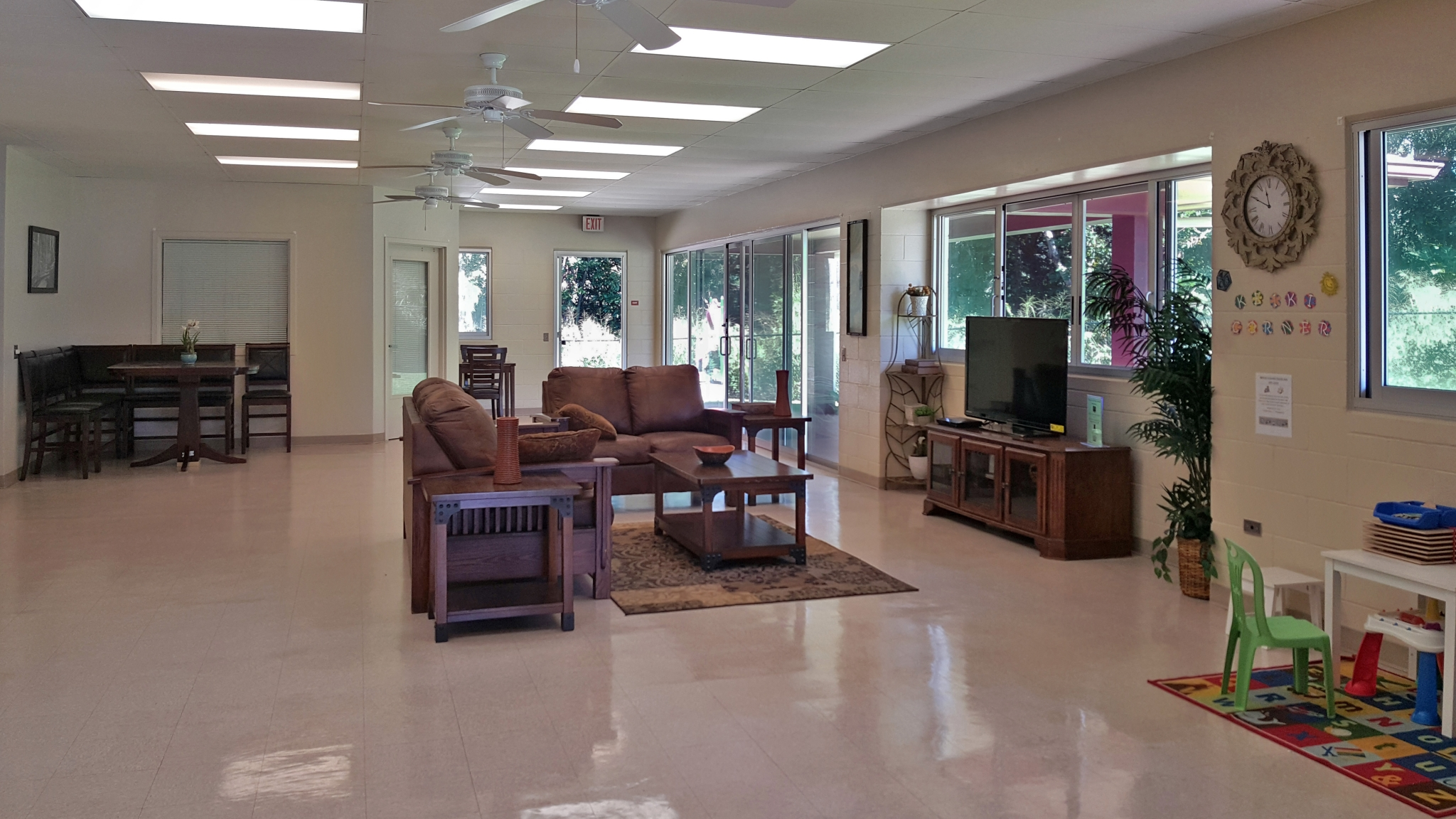 Image of Community Room for Kawahi Maluwai Apartments