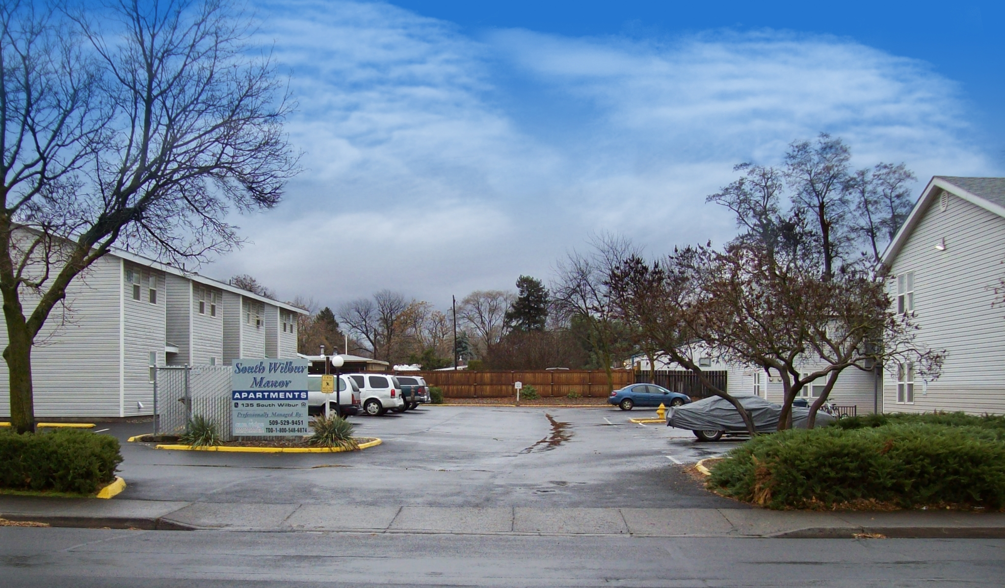 Image of Off-Street Parking for South Wilbur Manor Apartments
