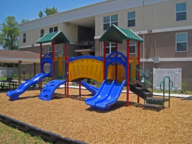 Image of Playground for Silver Oaks Apartments