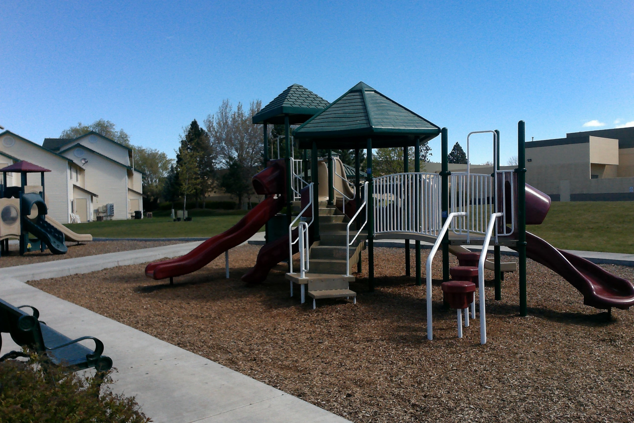 Image of Play Area for McMurray Park Apartments