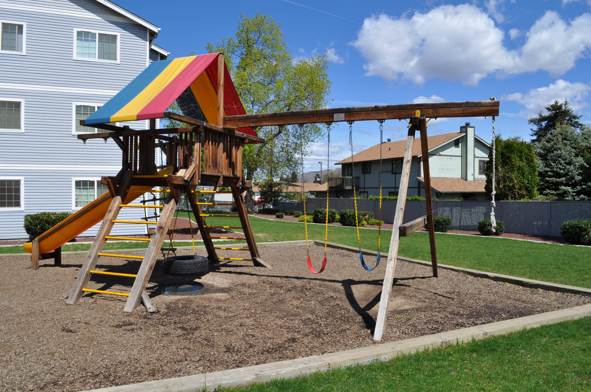 Image of Playground for Maple Street Apartments