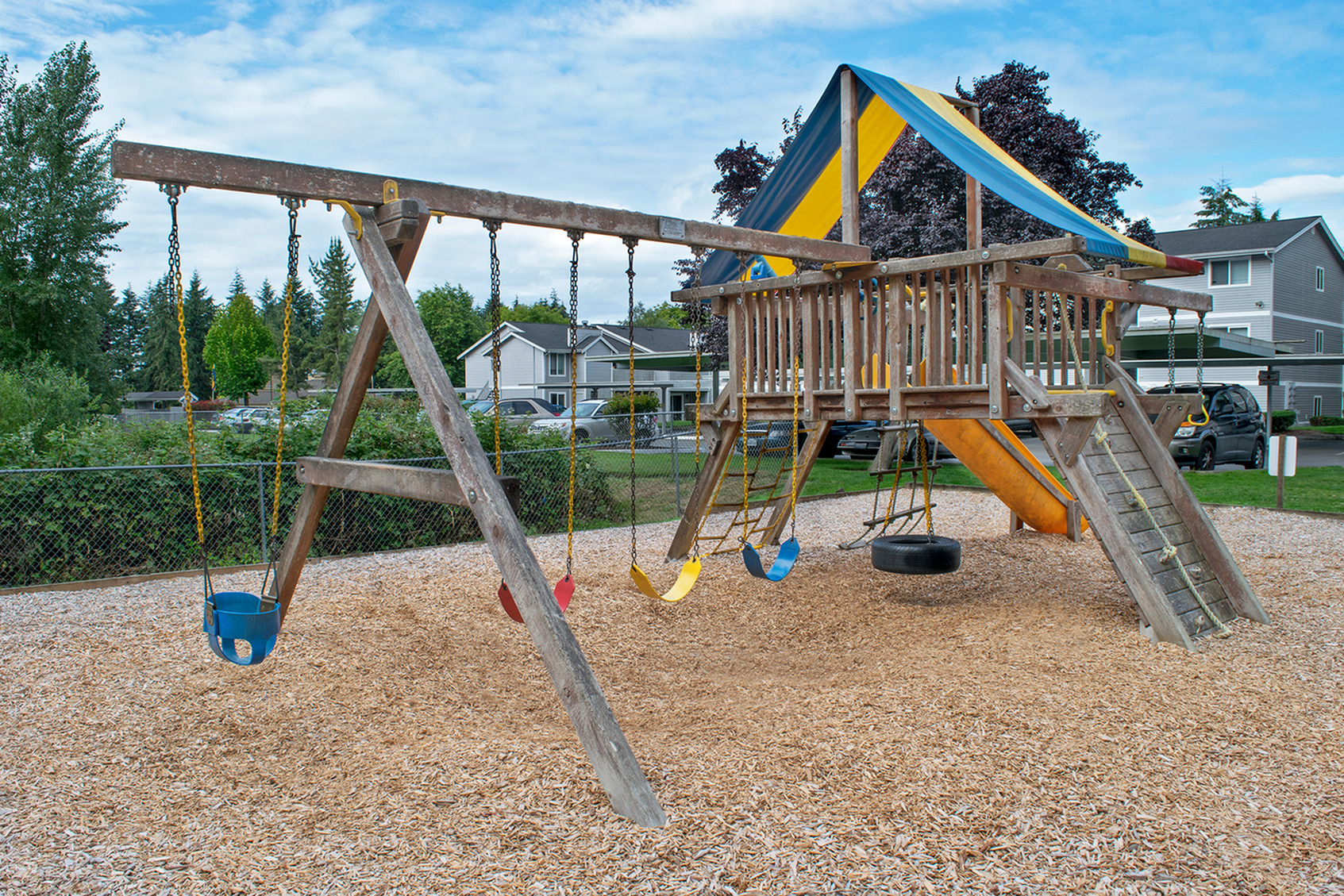 Image of Playground for Crowne Pointe Apartments
