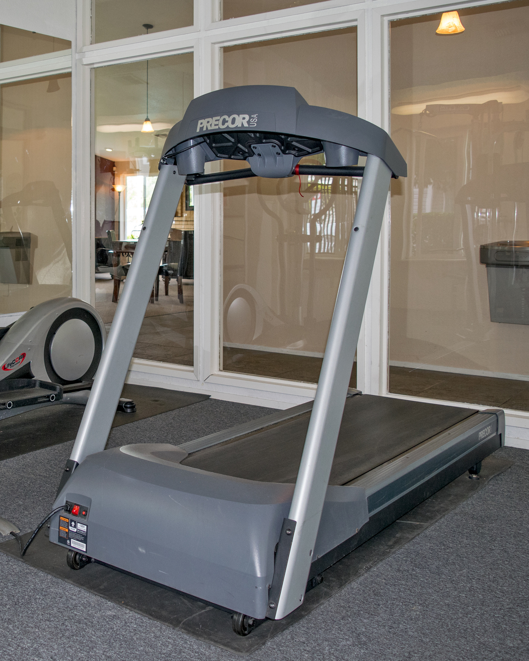 Image of Fitness Center for Crowne Pointe Apartments