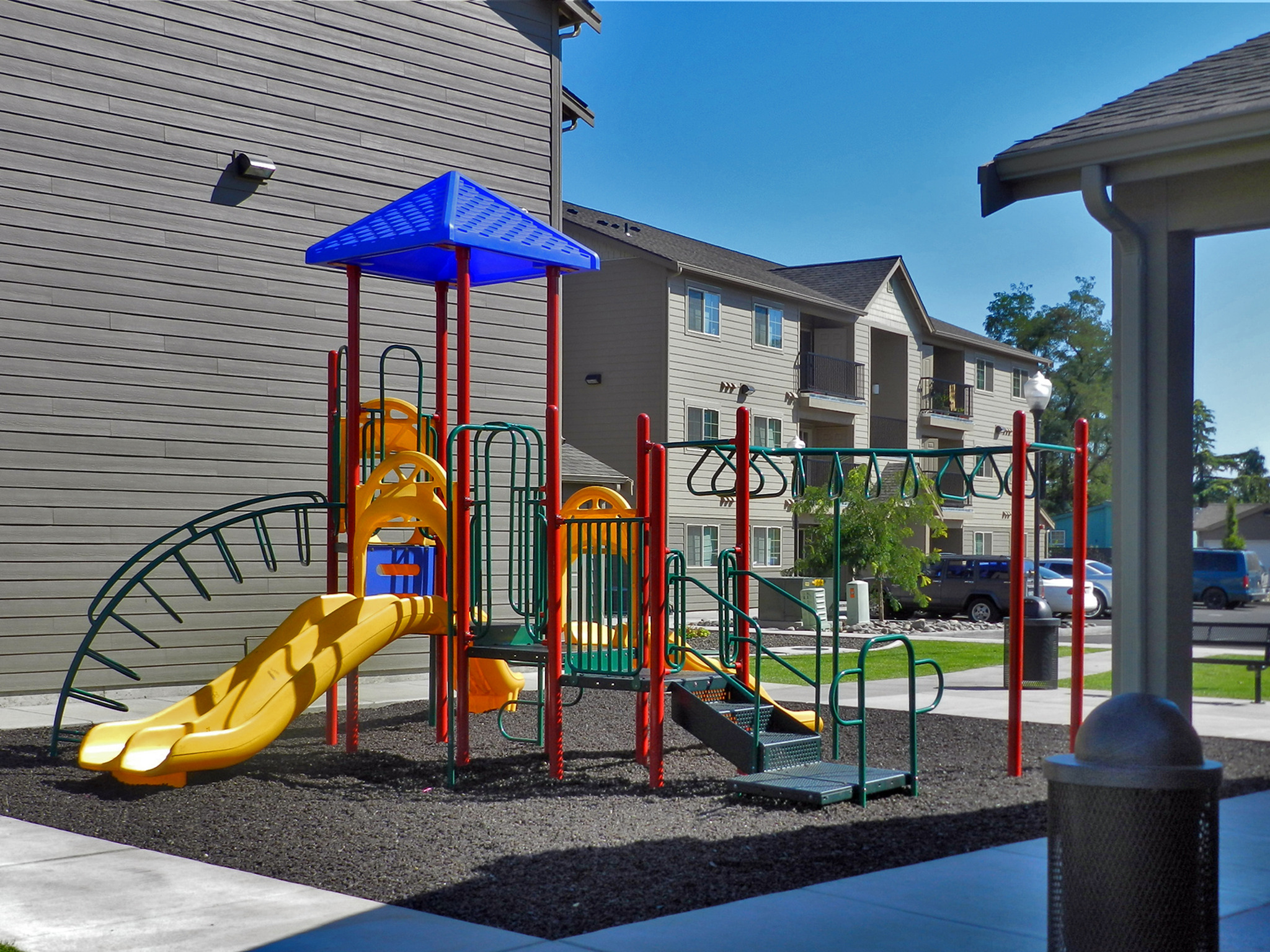 Image of Playground for Beech Street Apartments