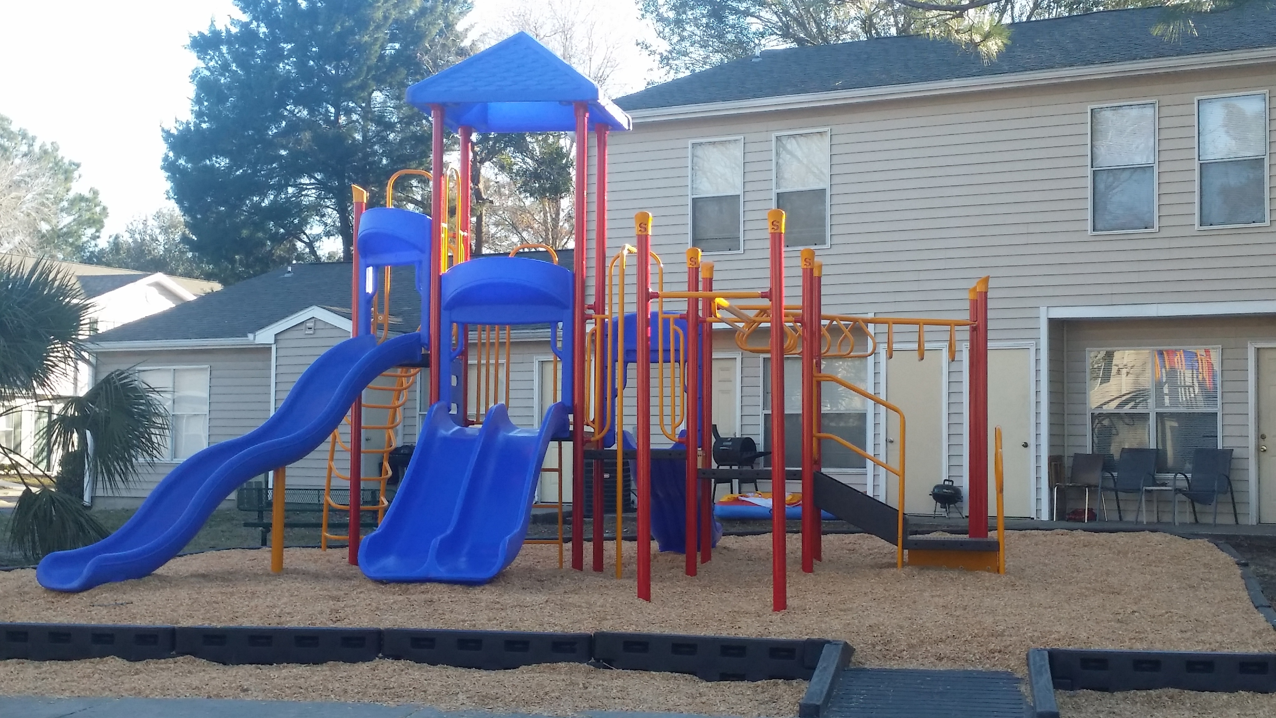 Image of Playground for Hillwood Pointe Apartments