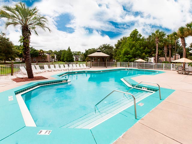 Image of Swimming Pool for Watauga Woods Apartments