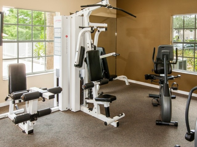 Image of Fitness Center for Watauga Woods Apartments