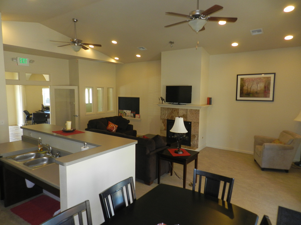 Image of Community Room for Beech Street Apartments