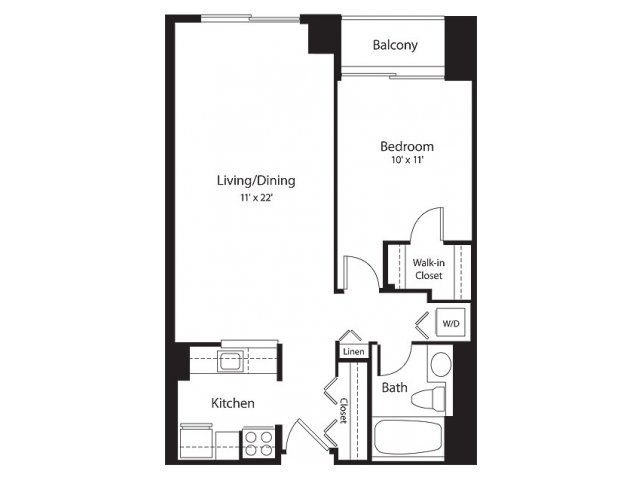 Floor Plan | Lenox Park