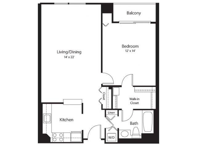 Floor Plan 5 | Lenox Park