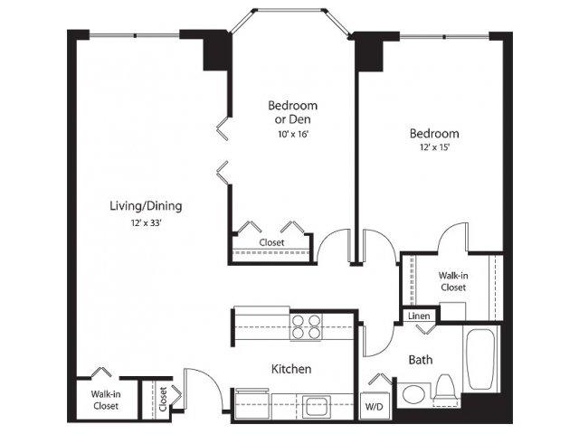 Floor Plan 8 | Lenox Park