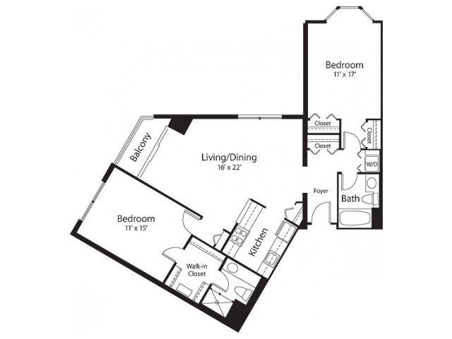 Floor Plan 12 | Lenox Park