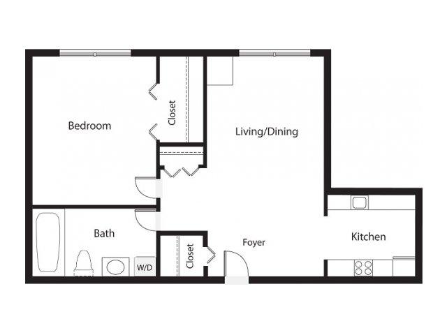 Floor Plan 7 | Lenox Park