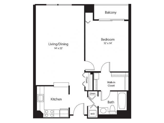 Floor Plan 2 | Lenox Park