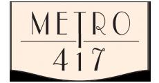 Metro 417 Logo | Metro 417