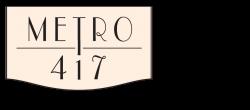 Metro 417 logo