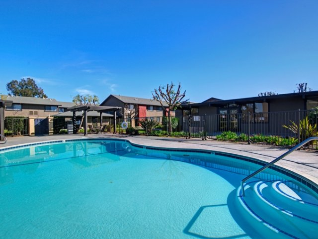 Image of New pool & sundeck for Westchester Park Apartments