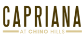 Logo for Capriana at Chino Hills Apartments in Chino Hills, CA