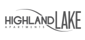 Logo for Highland Lake Apartments in Decatur, GA