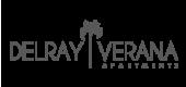 Logo for Delray Verana Apartments in Delray Beach, FL