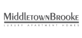 Logo for Middletown Brooke Apartments in Middletown, CT