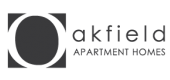 ogo for Oakfield Apartment Homes in Durham, NC