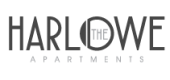 Logo for The Harlowe Apartments in Arlington, VA