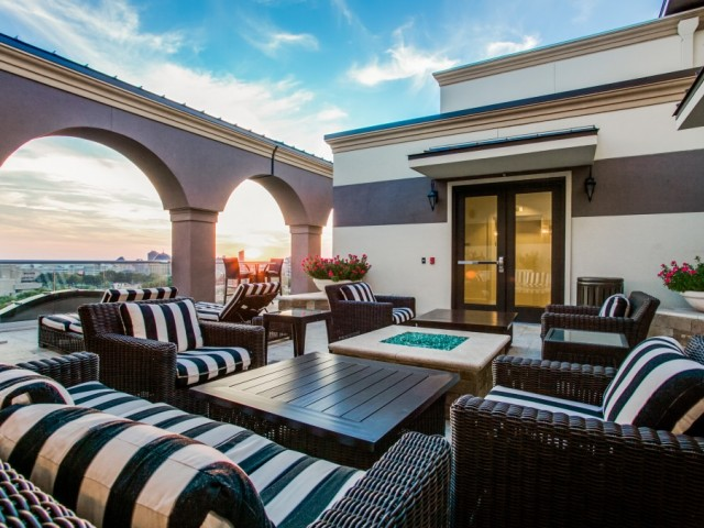 Sky Lounge- Cantabria at Turtle Creek in Dallas, TX